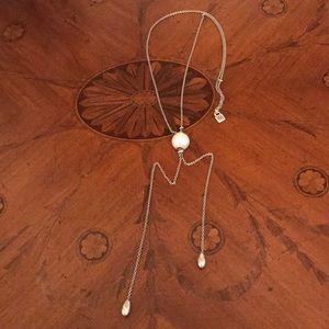 Uno de 50 Lariat Necklace